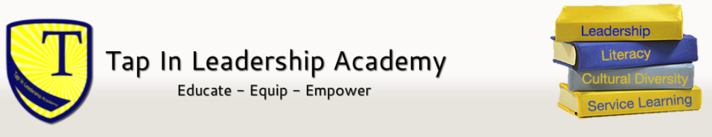 Tap In Leadership Academy (Tap In)